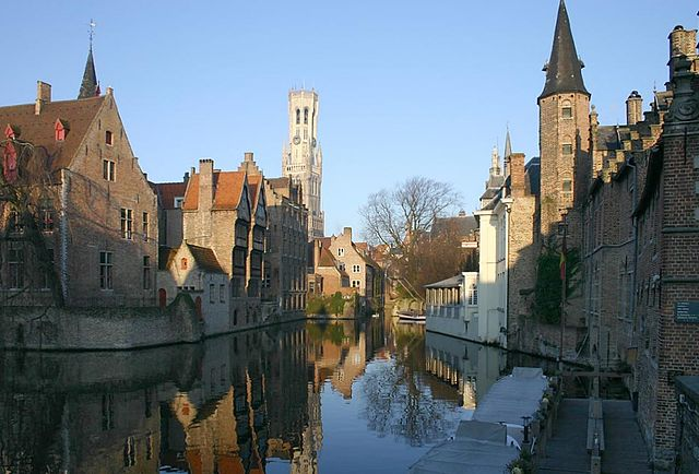 Bruges – Foto Wikimedia Commons
