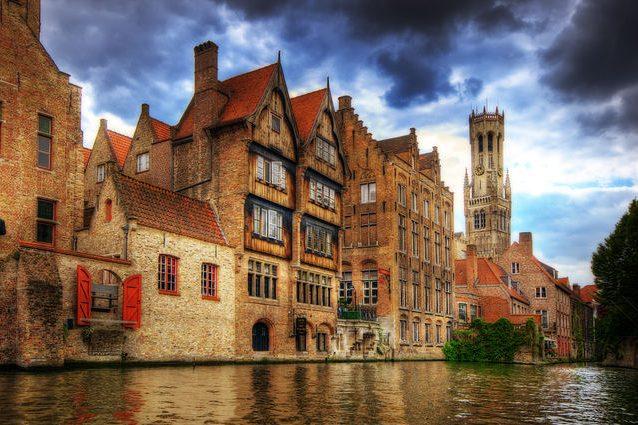 La romantica Bruges – Foto Wikimedia Commons