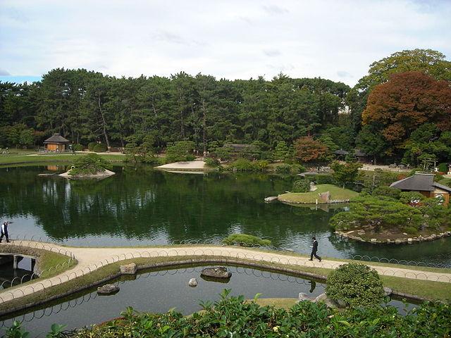 Korakuen – Foto Wikimedia Commons