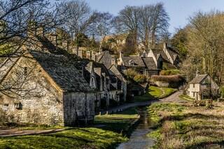 Bibury, un villaggio da fiaba in Inghilterra