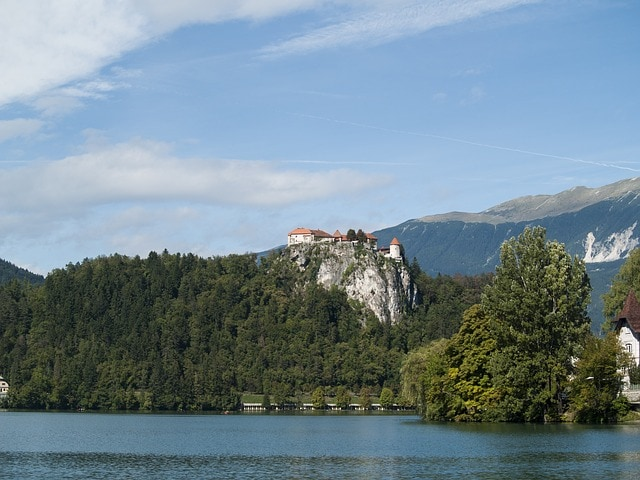 Castello di Bled – Foto Pixabay