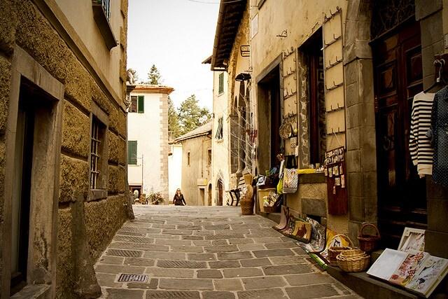 Cutigliano. Foto da Flickr