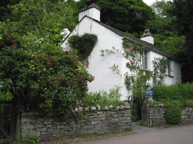 Dove Cottage, Grasmere – Foto geograph.co.uk