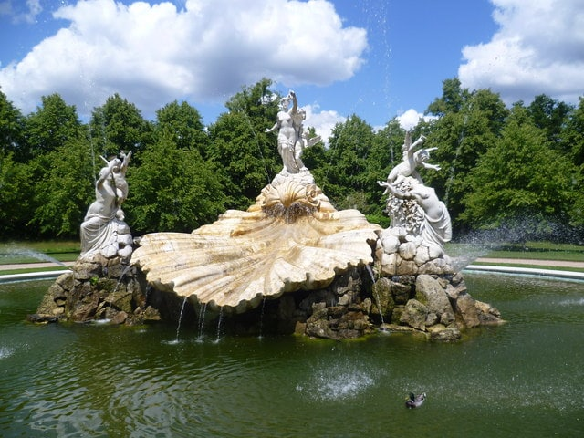 Fontana dell'Amore, Cliveden – Foto geograph.co.uk