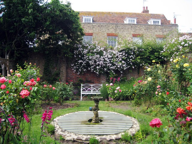 Giardino di Lamb House – Foto Wikimedia Commons