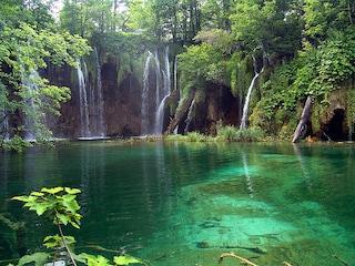 Laghi di Plitvice in Croazia: immagini dal paradiso terrestre