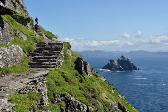 Skellig Michael – Foto di Jerry Dohnal