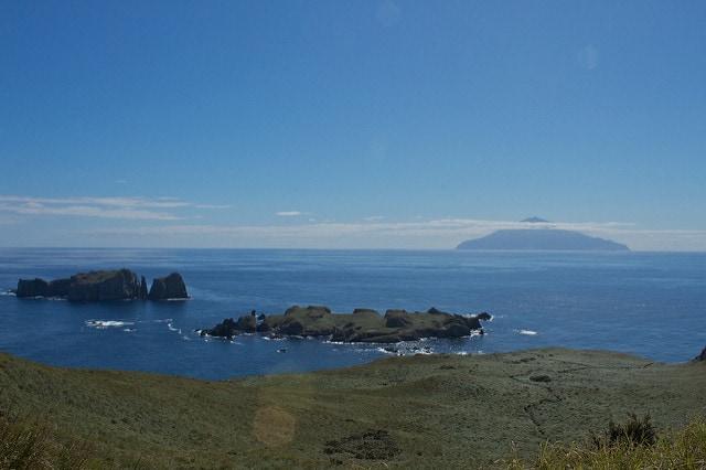 Veduta di Tristan da Cunha – Foto di Brian Gratwicke