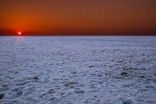 Rann di Kutch, il grande deserto bianco in India
