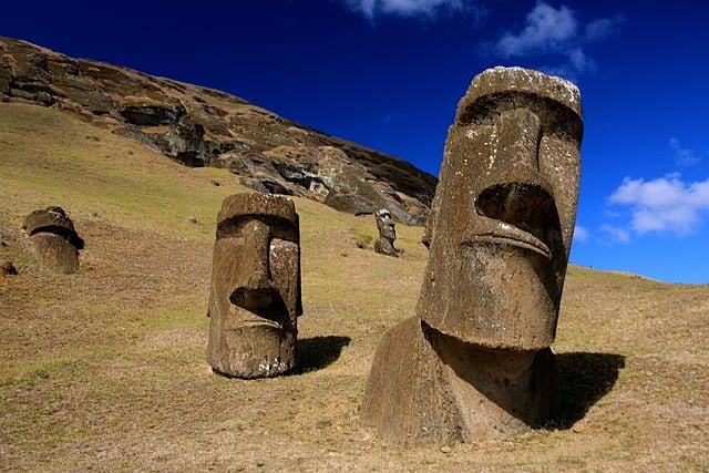 Isola di Pasqua – Foto Wikimedia Commons