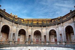 Meraviglie d'Italia: il Palazzo Farnese di Caprarola