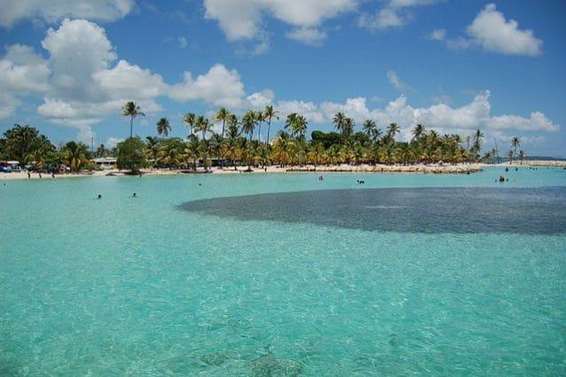 Guadalupa, spiaggia di Sainte Anne – Foto Wikipedia