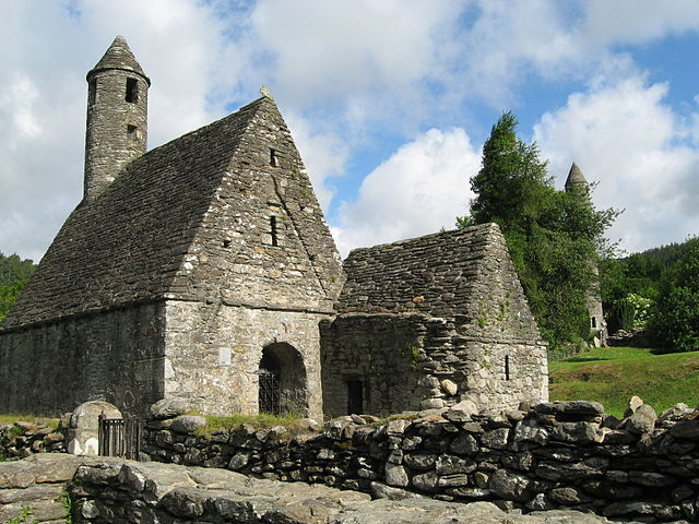 Chiesa di St Kevin – Foto Wikimedia Commons