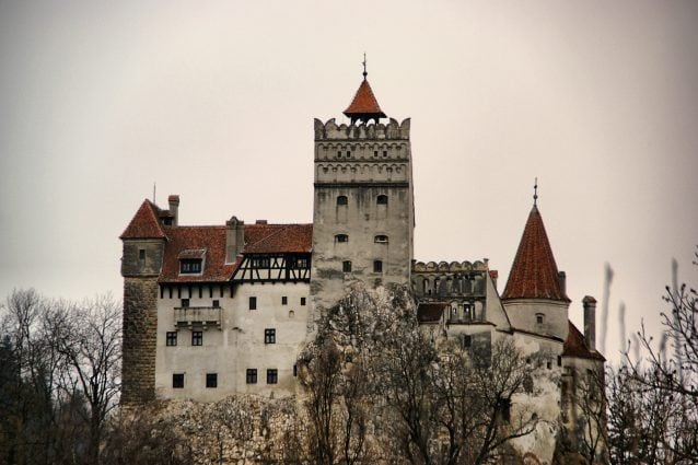 Bran Castle. Foto da Flickr