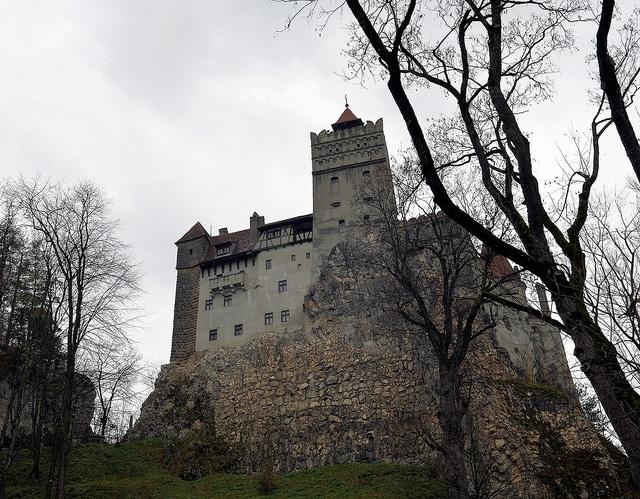 Castello di Bran. Foto da Flickr