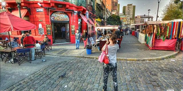 Buenos Aires. Foto da Flickr