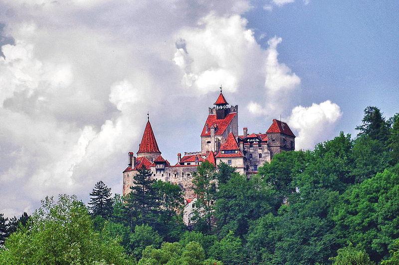 Castello di Dracula. Foto da Wikipedia