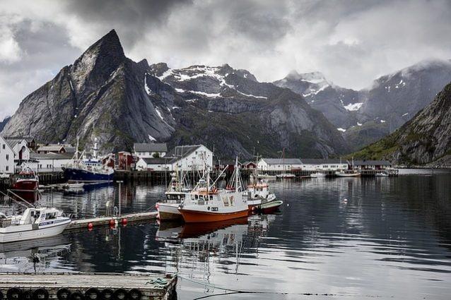 Reine, isole Lofoten, Norvegia – Foto Pixabay