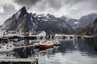 Reine, un villaggio da sogno tra i fiordi norvegesi