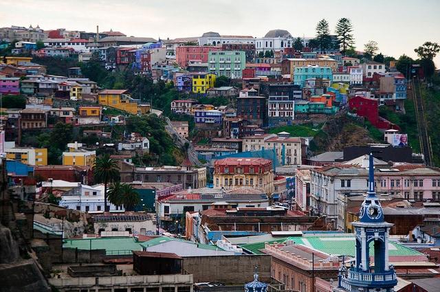Valparaiso – Foto di Mitch Altman