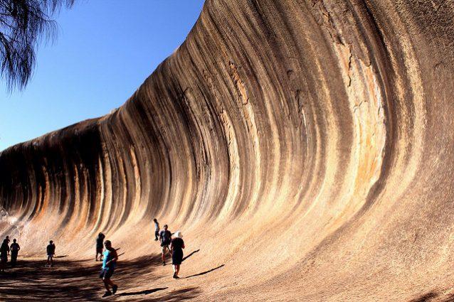 Wave Rock – Foto di enjosmith