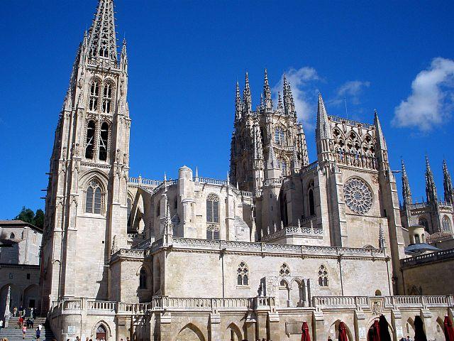 Cattedrale di Burgos – Foto Wikimedia Commons