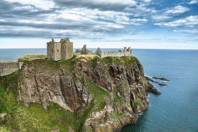 Castello di Dunnottar – Foto Wikimedia Commons