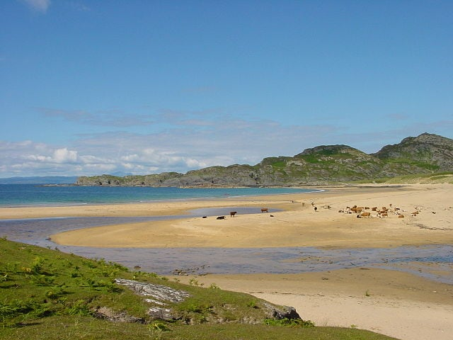 Kiloran Bay, Colonsay – Foto Wikimedia Commons