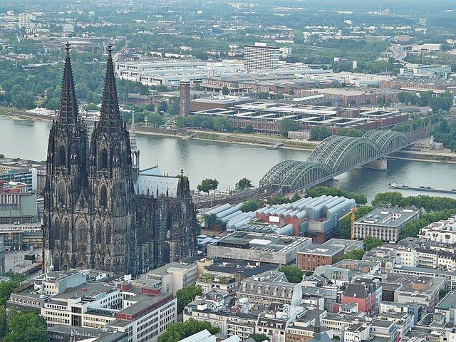 Duomo di Colonia – Foto Wikimedia Commons