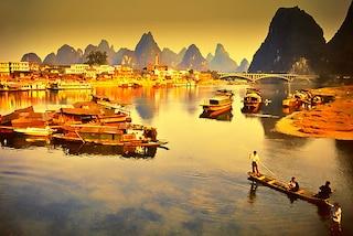 Guilin, un pittoresco angolo di paradiso in Cina