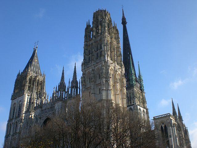 Cattedrale di Rouen – Foto Wikipedia