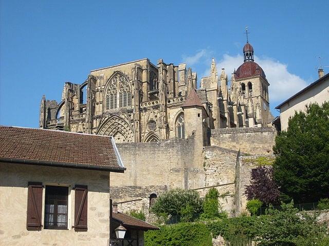 Saint–Antoine–l'Abbaye – Foto Wikimedia Commons