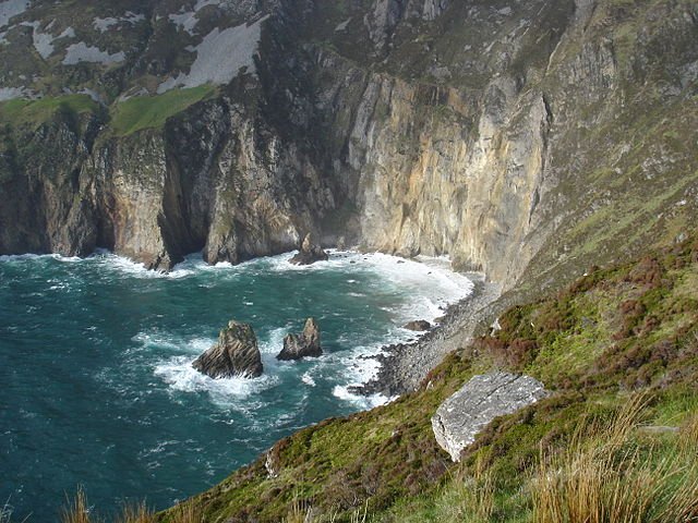 Slieve League – Foto Wikimedia Commons