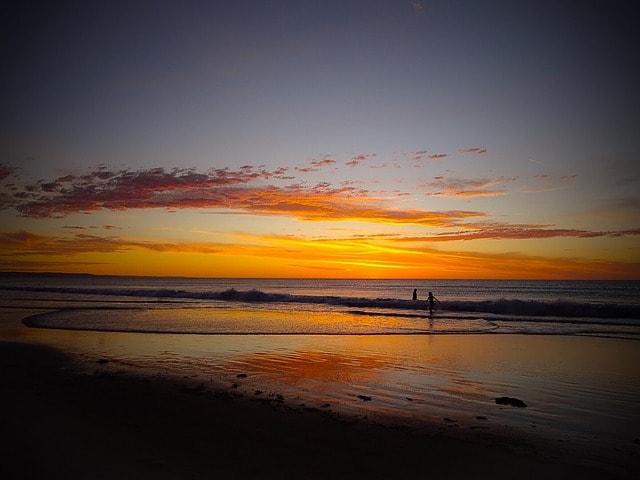 Moana Beach – Foto Pixabay