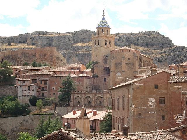 Albarracín – Foto di Miquel C.