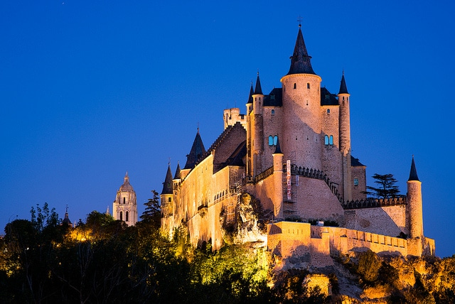 Alcázar di Segovia – Foto Fernando García