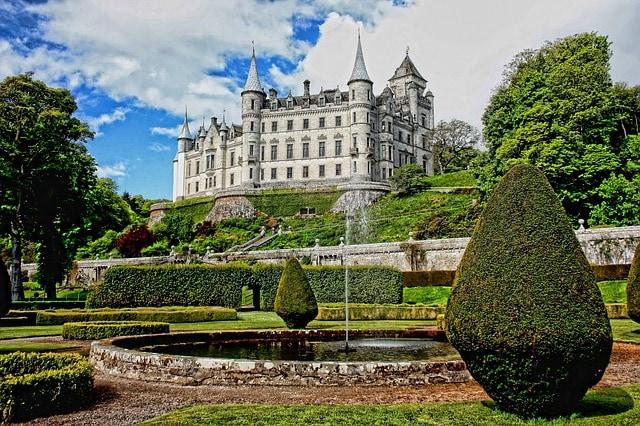Castello di Dunrobin – Foto Pixabay