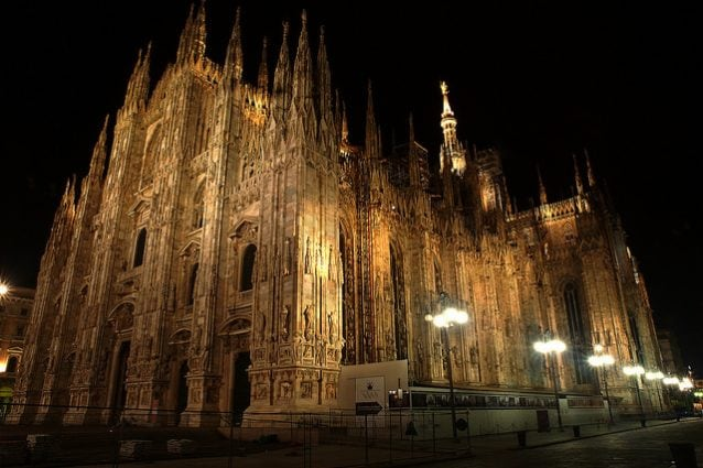 Duomo di Milano – Foto Paul Bica