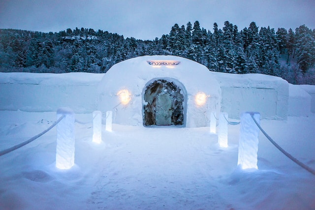 10 Hotel di ghiaccio: un soggiorno da brividi!