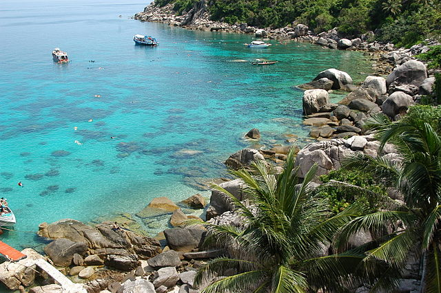 Mango Bay, Ko Tao – Foto Wikimedia Commons