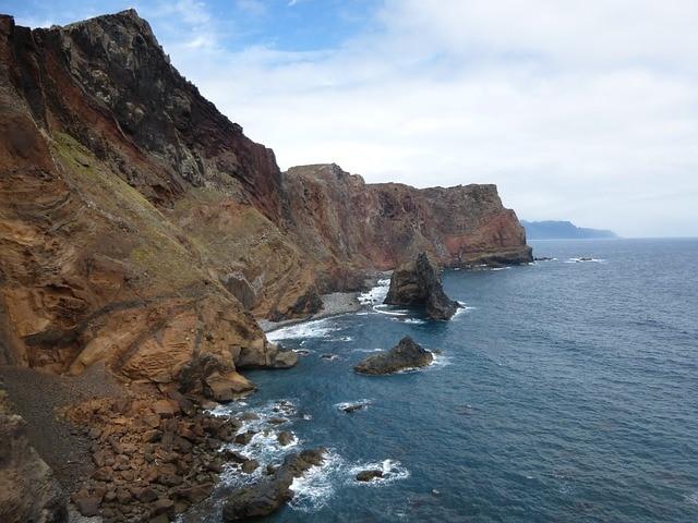 Montagne vulcaniche a Madeira – Foto Pixabay