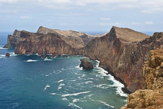 Paesaggio di Madeira – Foto Pixabay