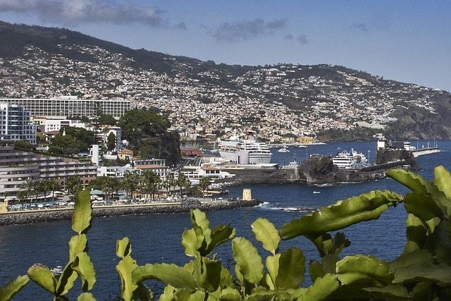 Funchal – Foto Pixabay