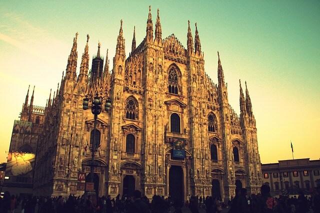 Duomo di Milano – Foto Pixabay