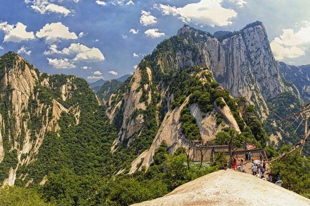 Sentiero cinese. Foto da Wikipedia