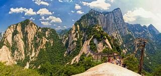 Il sentiero più pericoloso del mondo è in Cina