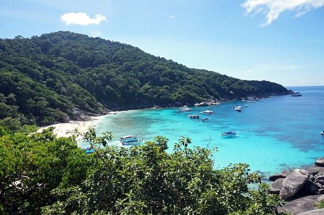 Similan Islands – Foto Pixabay