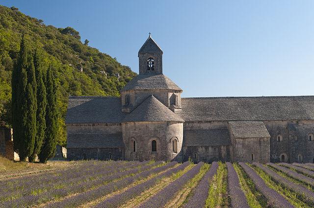 Abbazia di Sénanque – Foto Wikimedia Commons