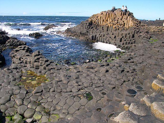 Giant's Causeway – Foto Wikimedia Commons