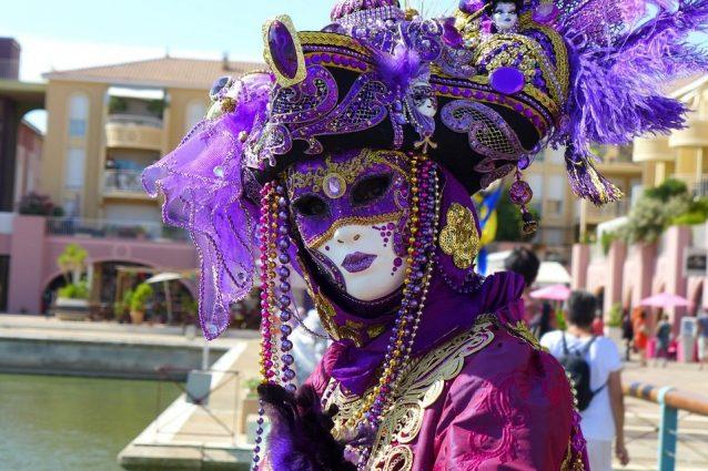 Carnevale in Italia. Foto da pixabay